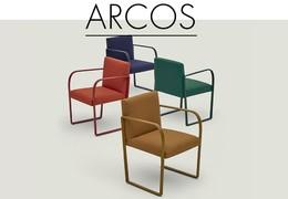 Jednací křesílka ARCOS
