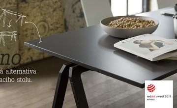 YUNO - chytrá alternativa skládacího stolu