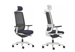 Kancelářská židle VICTORY S White