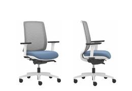 Kancelářská židle VICTORY White