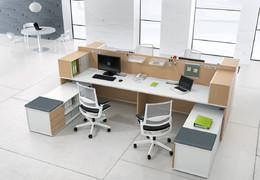 Kancelářské stoly ATLANTE