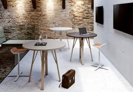 Barový stůl ATREO WOOD