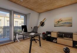 Atreo A kancelářský stůl