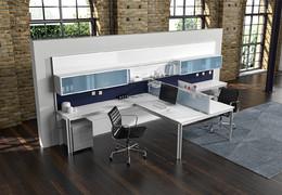 Kancelářské stoly ZEFIRO