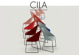 Jednací židle CILA