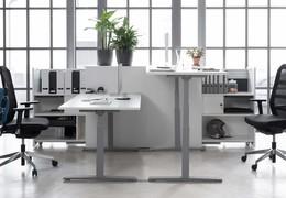 Elektricky nastavitelné stoly FOXX_E