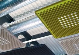 Akustické panely Eggboard Matrix