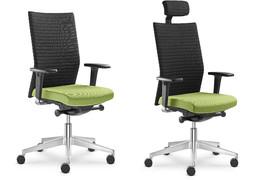 Kancelářské židle ELEMENT