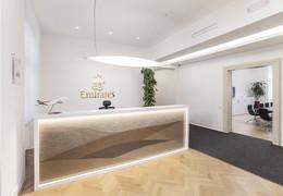 Emirates Airlines Praha