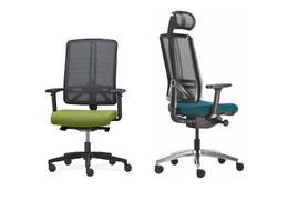 Kancelářská židle FLEXI Black
