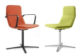 Jednací židle FLEXI / CHL F25