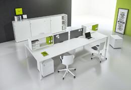 Kancelářské stoly ITALO