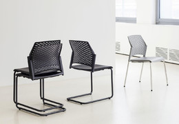 Jednací židle REWIND