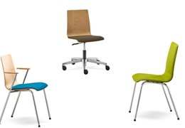 Jednací židle SITTY