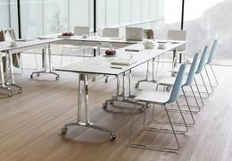 Mobilní konferenční stoly SKILL
