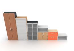 Skříně a kontejnery CP LINE
