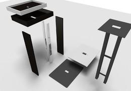 Návrhy a výroba atypického vybavení