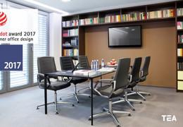 Židle TEA získala prestižní ocenění Red Dot Design Award