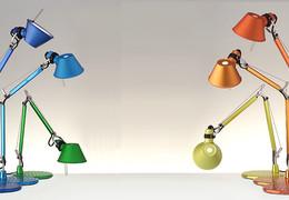 Stolní lampa Tolomeo MICRO