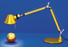 Stolní lampa Tolomeo Micro GOLD