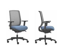 Kancelářská židle VICTORY Black