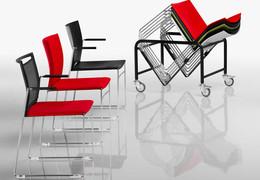 Jednací židle WEB